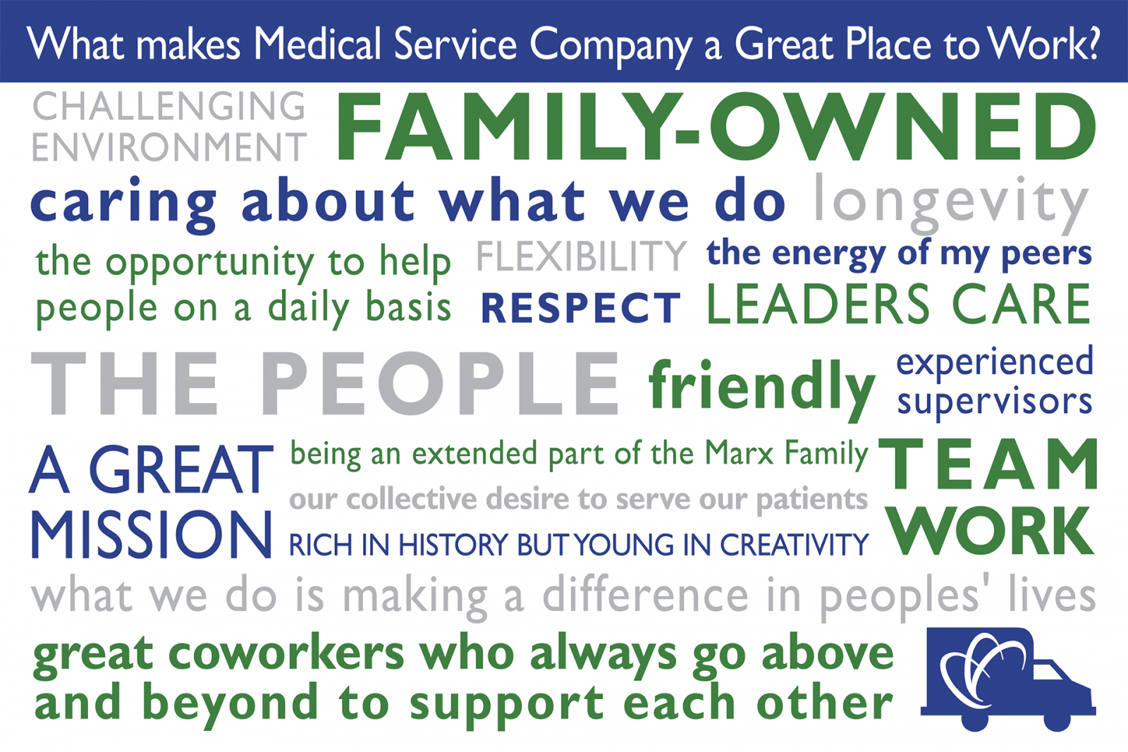 testimonials of MSC employees and why they think MSC is a great company to work at
